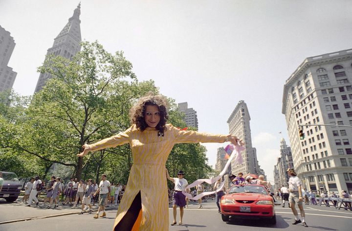 """Stonewall veteran Sylvia Rivera is a """"powerful inspiration for the abolitionist imagination,"""" poet Christopher Soto said."""