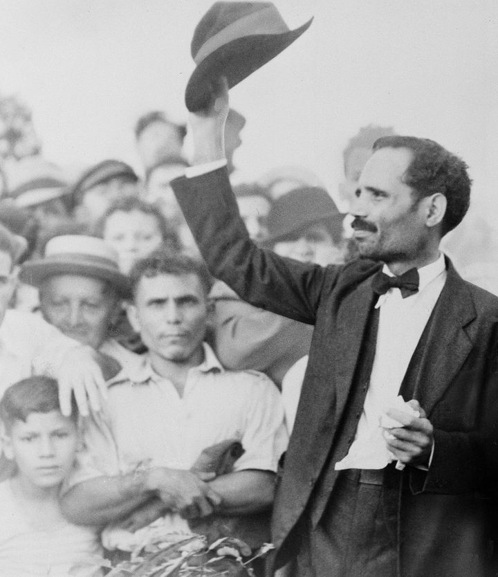 Pedro Albizu Campos, a Puerto Rican Nationalist Party leader, was the first Puerto Rican to attend and eventually graduate from Harvard Law School.