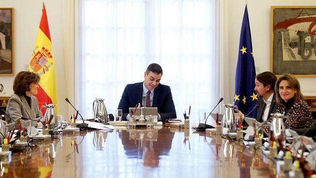Pedro Sánchez convoca un Consejo de Ministros extraordinario este viernes para decretar el estado de...