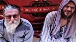"""Liberati in Mali Nicola Chiacchio e Pier Luigi Maccalli: """"Incatenati agli"""