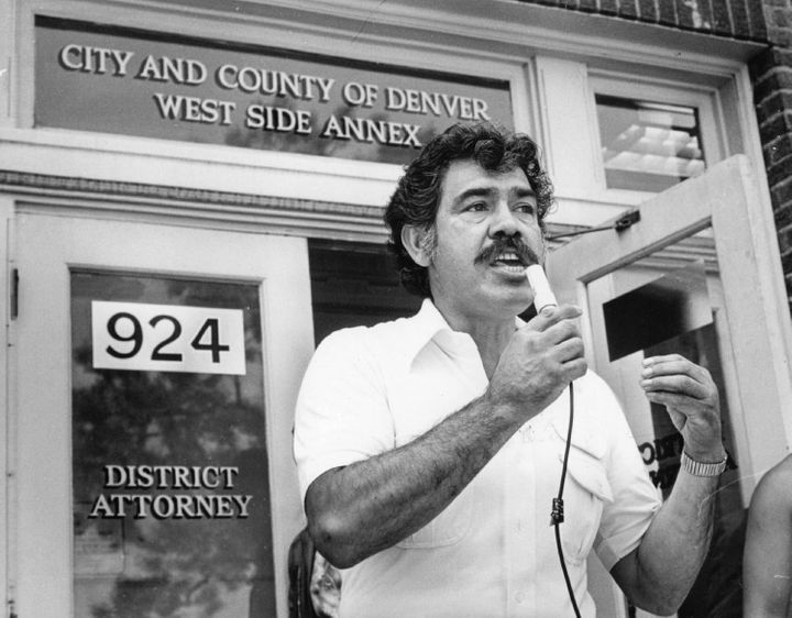"""Boxer turned civil rights leader Rodolfo """"Corky"""" Gonzales has been called <a href=""""https://www.peoplesworld.org/article/we-are-joaquin-the-legacy-of-corky/"""" target=""""_blank"""" rel=""""noopener noreferrer"""">""""Muhammad Ali&nbsp;from the&nbsp;barrio.""""</a>"""