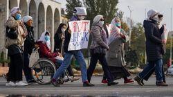 Έτοιμος να παραιτηθεί δηλώνει ο πρόεδρος του Κιργιστάν αλλά οι όροι που θέτει ίσως δείχνουν το
