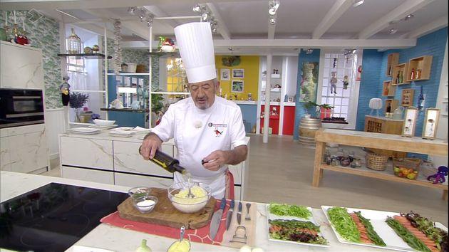 El cocinero Karlos