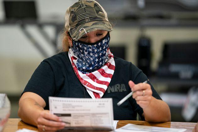 Ρεκόρ Αμερικανών έχουν ήδη ψηφίσει για τις προεδρικές εκλογές της 3η