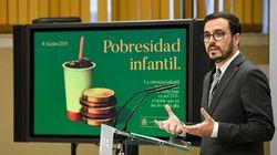 Consumo prohibirá anuncios de alimentos no saludables para menores de 15