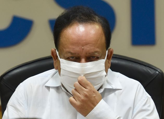 Union Health Minister Dr. Harsh Vardhan in a file