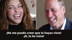 La afición de Shakira que ha flipado al príncipe