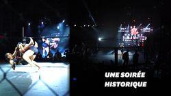 Le tout premier combat MMA a eu lieu en
