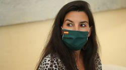 Rocío Monasterio cuenta lo que se ha encontrado en los baños de la Asamblea de Madrid: