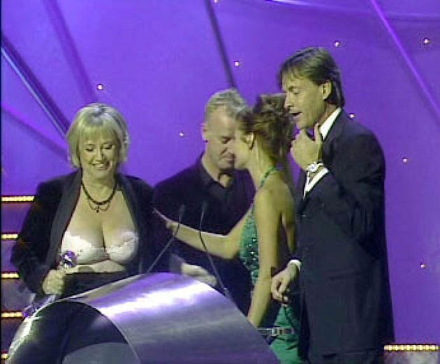 It's Been 20 Years Since One Of The Most Memorable – And Mortifying – Awards Show Moments