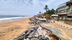 Adani's Vizhinjam Seaport Is Eating Up Thiruvananthapuram's Beaches And Fishing