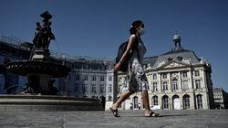 Les mesures sanitaires assouplies en Gironde, Bordeaux reste