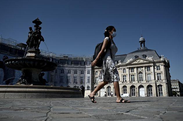 Les mesures sanitaires assouplies en Gironde mais Bordeaux reste surveillée (Photo d'illustration...