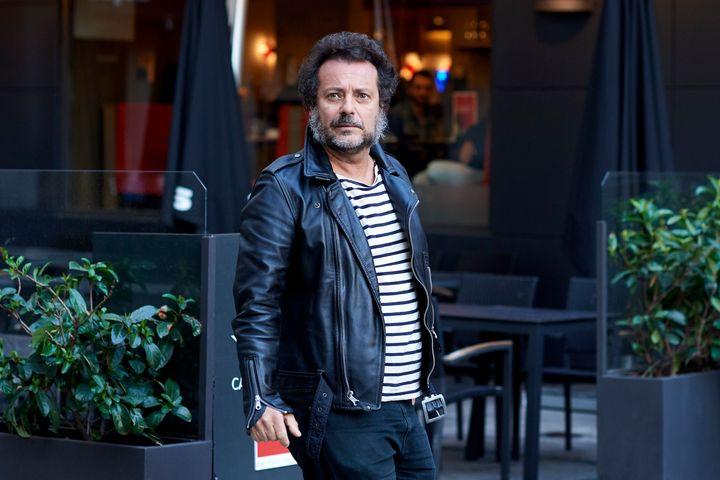 Enrique López Lavigne, en 2018.