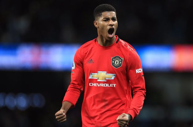 Marcus Rashford Vows To Continue Child Food Poverty Campaign After Receiving MBE