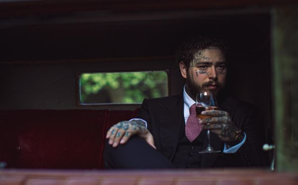 "Post Malone is hoping his<a href=""https://maison9wine.com/"" target=""_blank""> new rose wine</a> makes a big splash."