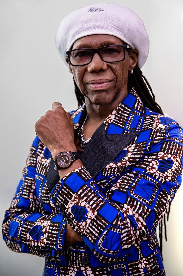 "Nile Rodgers is one of the greatest rhythm guitarists in R&amp;B history. Naturally his <a href=""https://www.bulova.com/us/en"