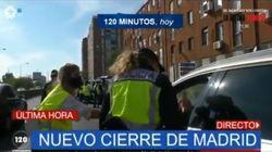 La Policía hace una pillada monumental a un madrileño mientras las cámaras les