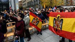 La Falange se suma a las protestas de Vox contra el Gobierno el 12-O por el estado de