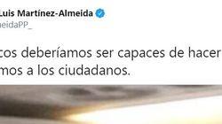Martínez-Almeida carga contra Isabel Celaá tuiteando esta