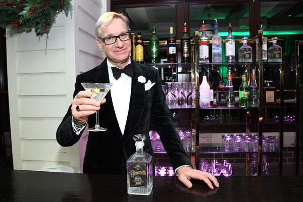 "Director Paul Feig wants to help you gin up some holiday fun with <a href=""https://www.artingstallsgin.com/"" target=""_blank"">"