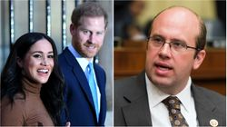 Congressman Says Harry And Meghan Should Lose Royal Titles For Election
