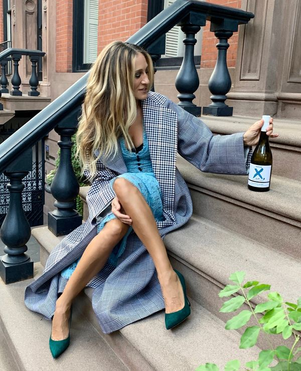 "A lot of celebrities have their own branded wines. But what about Sarah Jessica Parker?&nbsp;<a href=""https://invivoxsjp.com/"