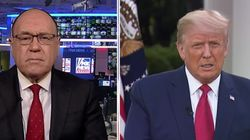 Trump Takes Sham 'Health Assessment' In Bizarre Fox News