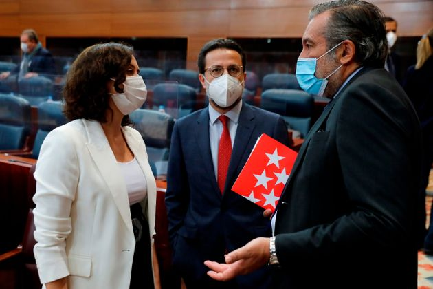 Enrique López, el cerebro de la estrategia judicial del Partido