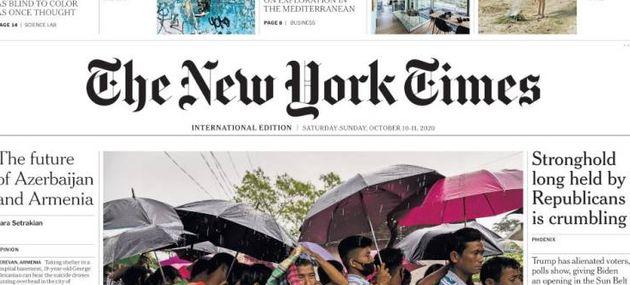 Portada de 'The New York