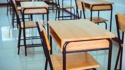 COVID-19: plus de 1000 classes fermées au