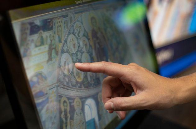 «Αθωνική Ψηφιακή Κιβωτός»: Οι θησαυροί του Αγίου Όρους μέσα από την εικονική