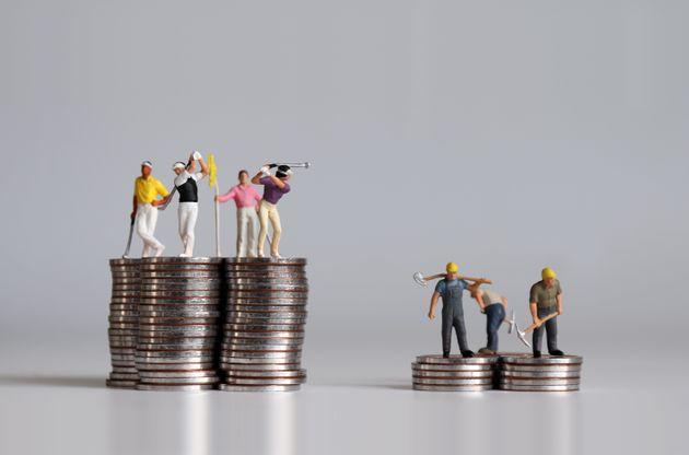 50명 대 1억6500만명 : 미국의 어마어마한 빈부격차를 보여주는 통계가