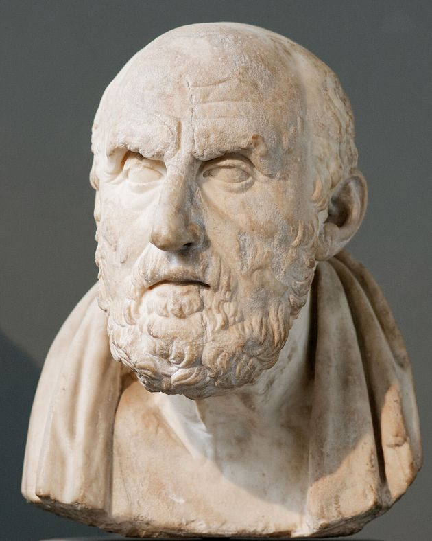 Ο αρχαίος Έλληνας φιλόσοφος που πέθανε από τα γέλια σε δικό του