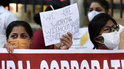 Healthcare Workers At Delhi's Hindu Rao Hospital Withdraw From Duty, AAP And BJP Trade