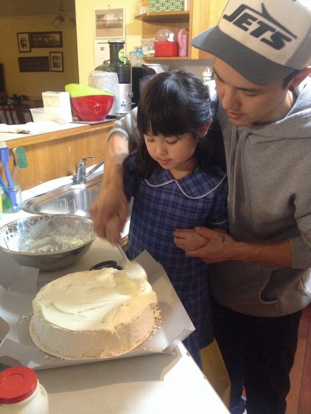 'Junior MasterChef Australia' contestant Phenix started cooking with her dad from age