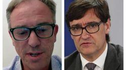 El 'dardo' del viceconsejero de Asistencia Sanitaria de Madrid al ministro Illa en 'LaSexta