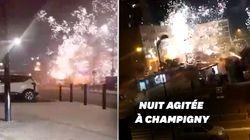 Le commissariat de Champigny attaqué avec des feux