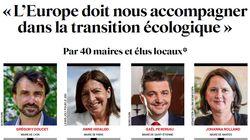 40 maires de tous bords demandent à l'Europe de les aider pour lutter contre le réchauffement