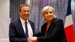 Marine Le Pen appelle Nicolas Dupont-Aignan à