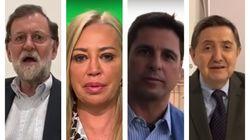 De Rajoy a Belén Esteban: Casi 200 personalidades muestran su apoyo a Felipe VI en este