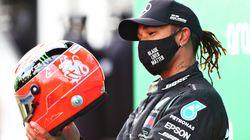 Lewis Hamilton ganha 91° GP e iguala recorde de vitórias de Schumacher na Fórmula