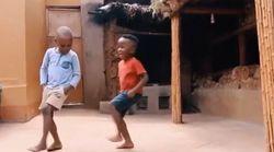 Questi bimbi ugandesi che ballano