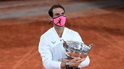 Nadal remporte Roland-Garros pour la 13e