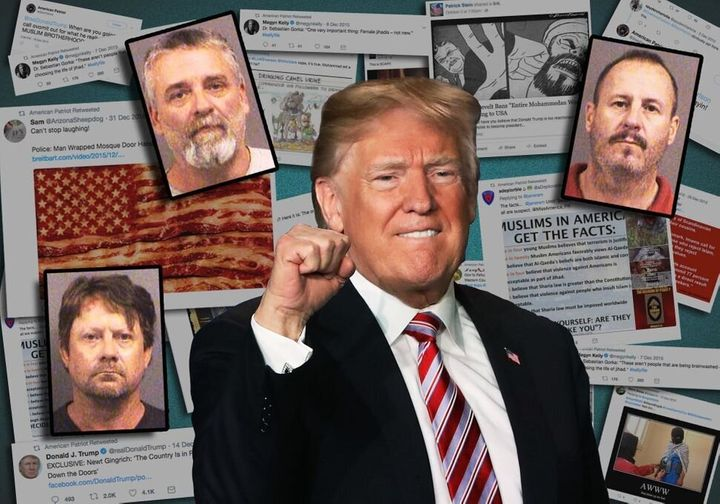 Prosecutors said the thee militia members in Kansas — who had plotted their attack in 2016 and were arrested that year — were conscious that their massacre might somehow make Trump look bad and hurt his election chances. They decided to schedule the attack, which authorities foiled, for the day after the election.
