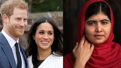 Harry And Meghan Talk To Malala About Girls' Education, Archie's