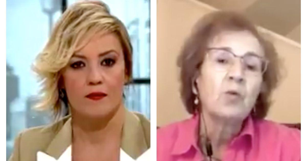 La viróloga Margarita del Val lanza un serio aviso sobre el coronavirus: la cara de Cristina Pardo lo dice todo
