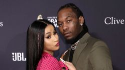 Cardi B Kisses, Twerks On Ex Offset At Birthday Bash After Filing For