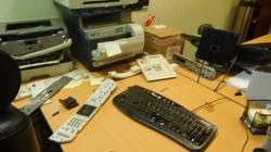 Ρημαδιό το γραφείο του πρύτανη του ΕΜΠ – Γιατί το