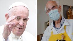 Padre Lancellotti 'é mensageiro de Deus', diz Papa